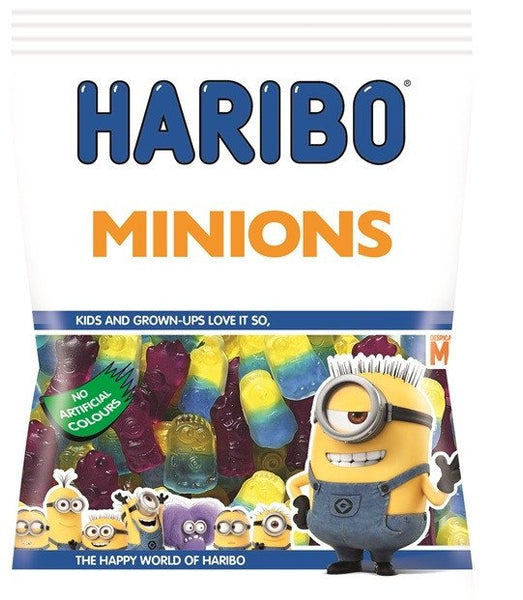 Grocemania Grocery Delivery London| Haribo Minions 190g