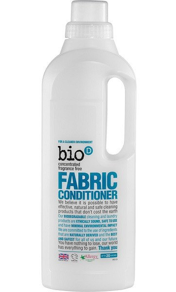 Grocery Delivery London - Bio D Fabric Conditioner 1000ml same day delivery
