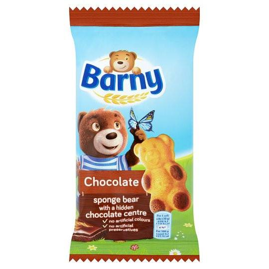 Grocery Delivery London - Barny Chocolate Filling 30g same day delivery