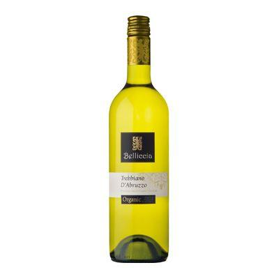 Grocemania Grocery Delivery London| Belliccia Trebbiano d'Abruzzo 750ml (Organic)