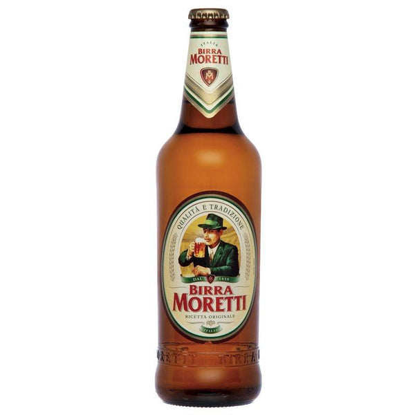 Grocemania | Moretti Birra 33cl | Online Grocery Delivery London