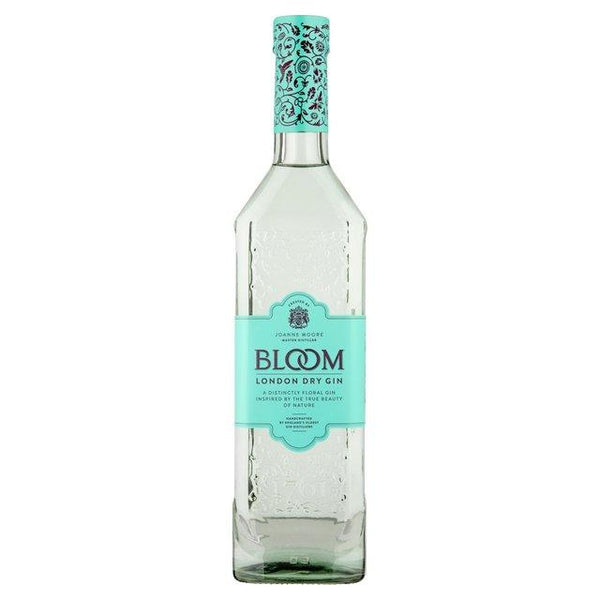 Grocemania Grocery Delivery London| Bloom London Dry Gin 700ml