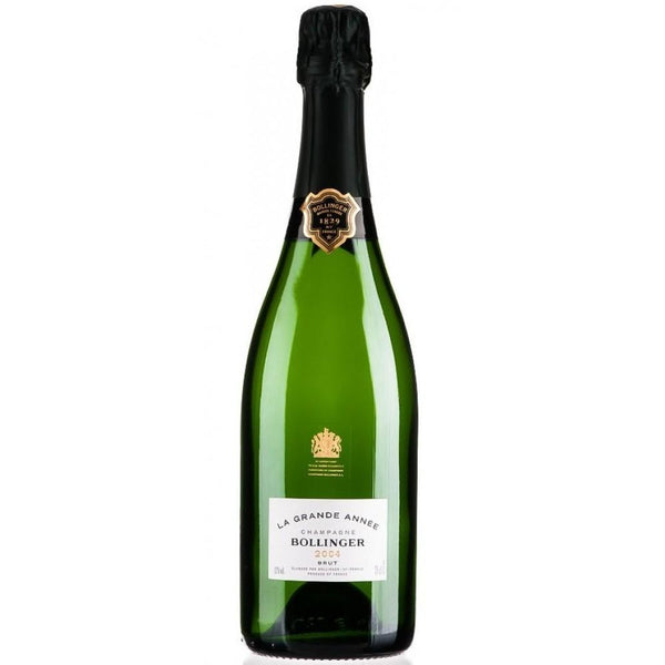 Grocemania Grocery Delivery London| Bollinger La Grande Année Brut Champagne - France 750ml