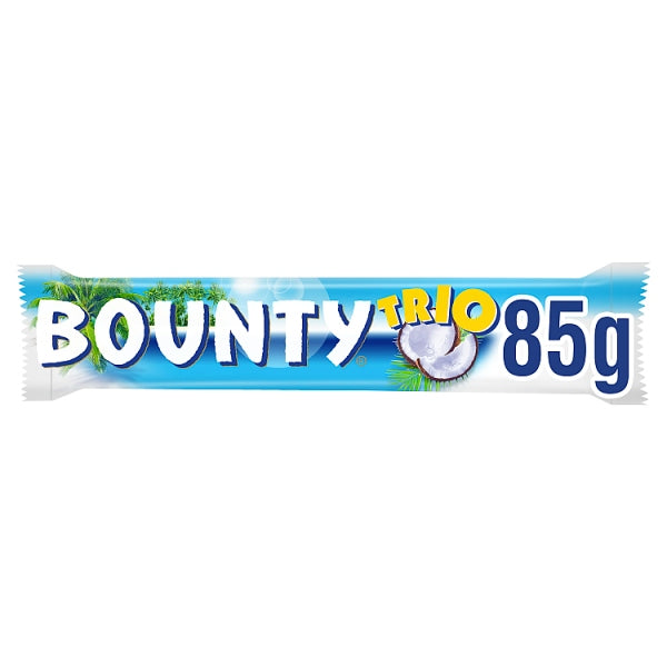 Grocery Delivery London - Bounty Trio 85g same day delivery