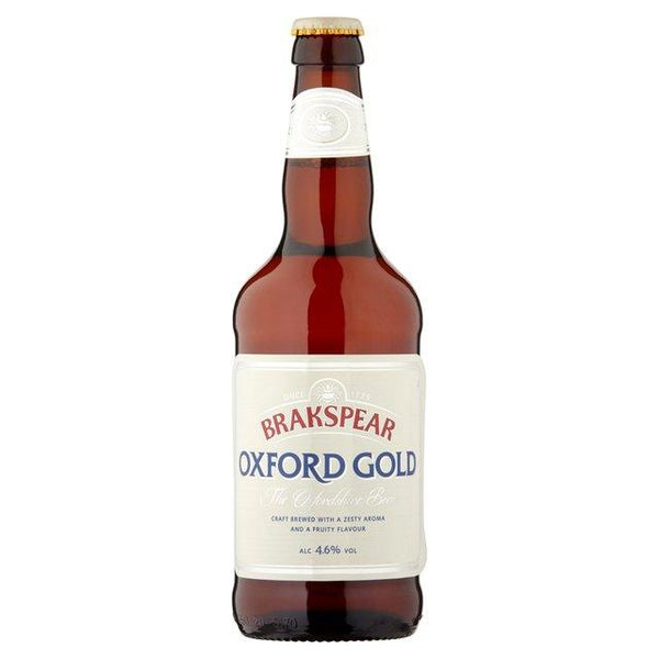 Grocery Delivery London - Brakspear Oxford Gold 500ml same day delivery