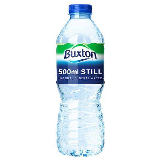 Grocery Delivery London - Buxton Still 500ml same day delivery