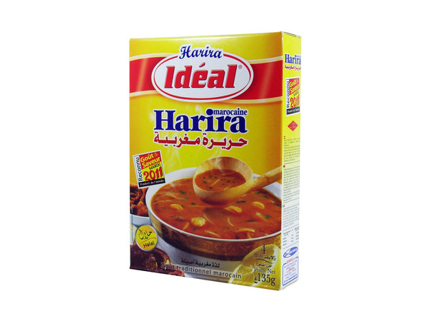 Grocemania Grocery Delivery London| Ideal Harira 135g