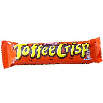 Grocery Delivery London - Nestle Toffee Crisp Bar 31g same day delivery