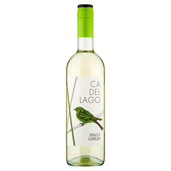 Grocemania Same Day Grocery Delivery London | Ca Del Lago Pinot Grigio - Italy 750ml