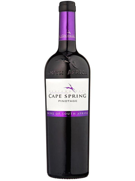 Grocemania Grocery Delivery London| Cape Spring Pinotage - South Africa 750ml