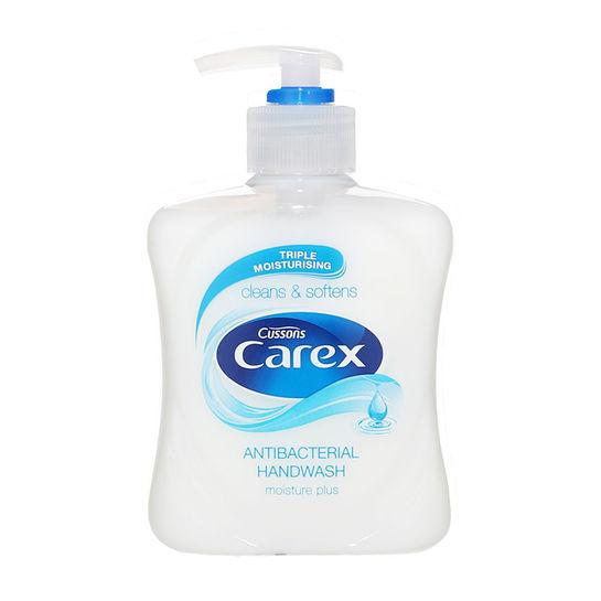 Grocemania Grocery Delivery London| Carex Hand Wash Moisture 250ml