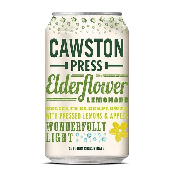 Grocery Delivery London - Cawston Press - Elderflower Lemonade same day delivery