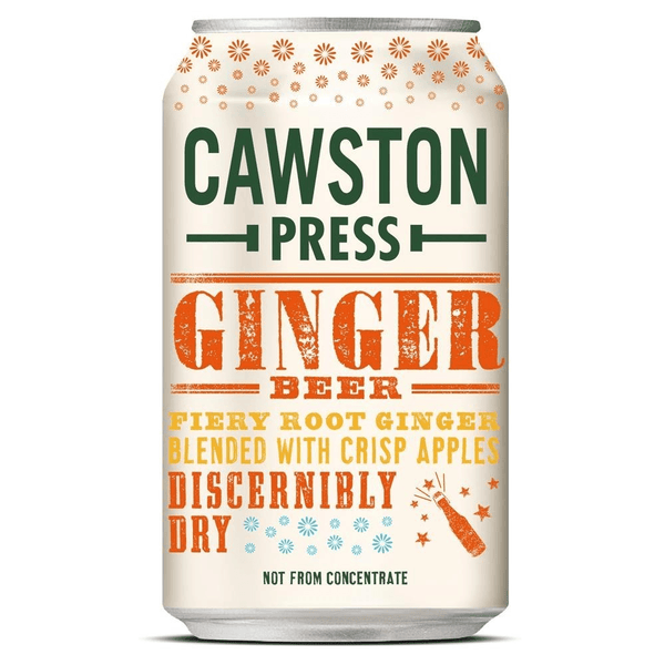 Grocemania Grocery Delivery London| Cawston Press - Ginger Beer