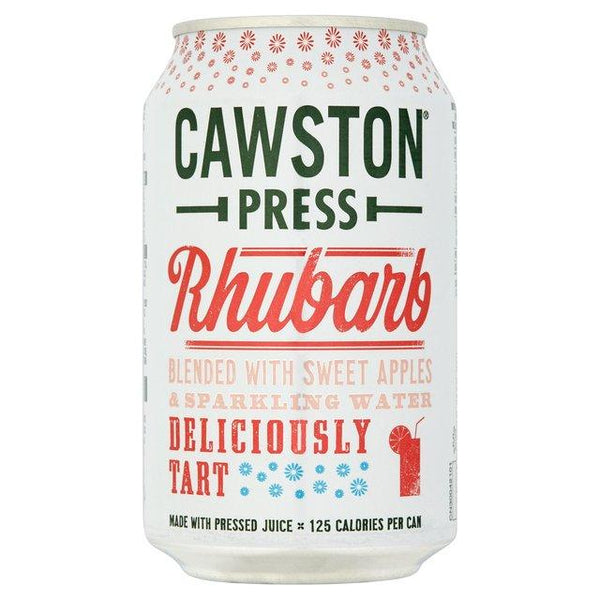 Grocery Delivery London - Cawston Press - Rhubarb same day delivery
