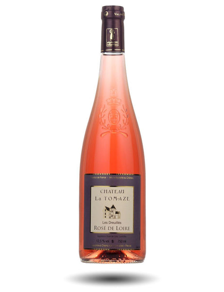 Grocemania Grocery Delivery London| Chateau La Tomaze Rose de Loire - France 750ml