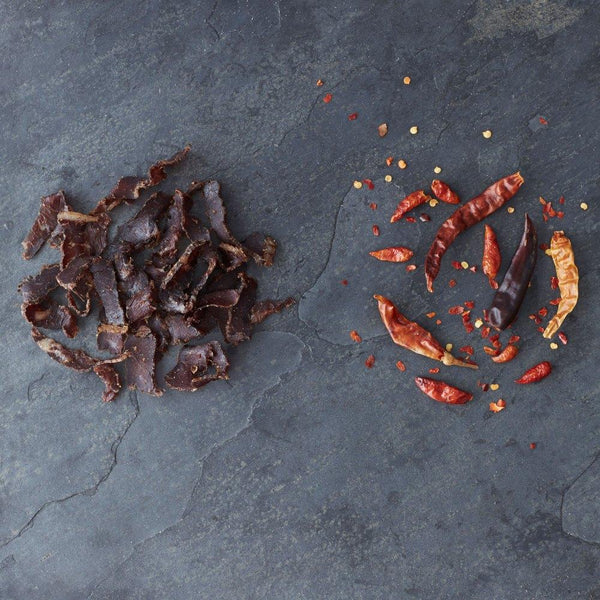 Grocery Delivery London - Chilli Biltong 85g same day delivery