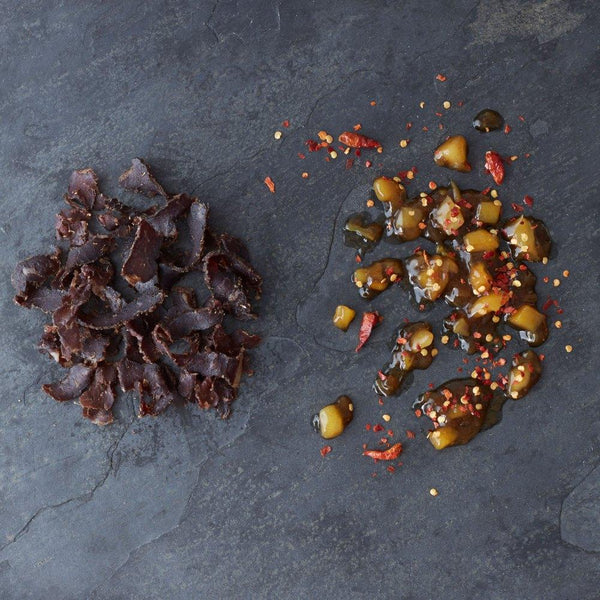 Grocery Delivery London - Chilli Chutney Biltong 85g same day delivery
