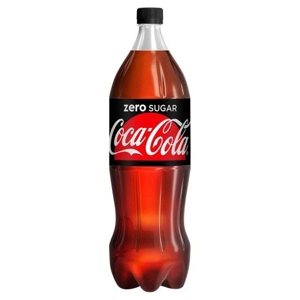 Grocemania Grocery Delivery London| Coca-Cola Zero 1.5L