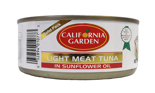 Grocery Delivery London - California Garden Light Meat Tuna same day delivery