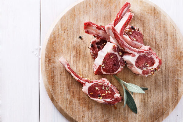 Grocery Delivery London - Lamb Cutlets 350g same day delivery