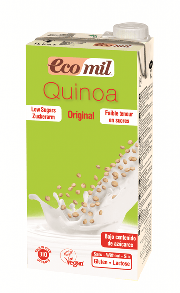 Grocemania Grocery Delivery London| Ecomil Quinoa Drink 1l