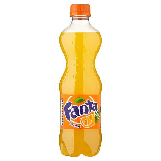 Grocery Delivery London - Fanta Orange 500ml same day delivery