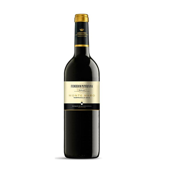 Grocery Delivery London - Federico Paternina Rioja Monte Haro Tempranillo - Spain 750ml same day delivery