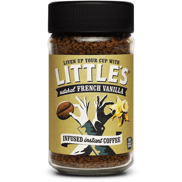 Grocery Delivery London - Little's French Vanilla Instant Coffee 50g same day delivery