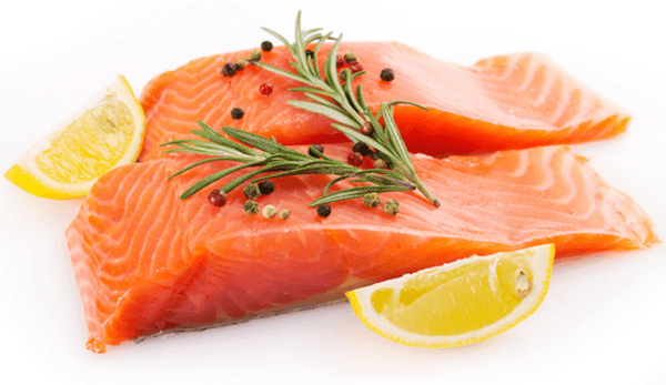 Grocery Delivery London - Salmon 1KG same day delivery