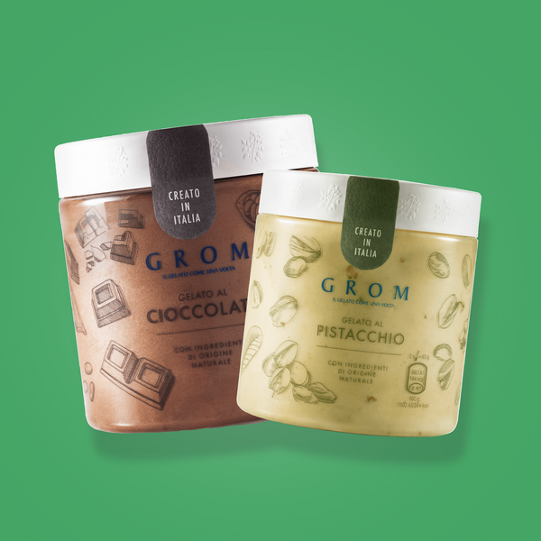 Grocery Delivery London - Gelato Bundle 1 same day delivery
