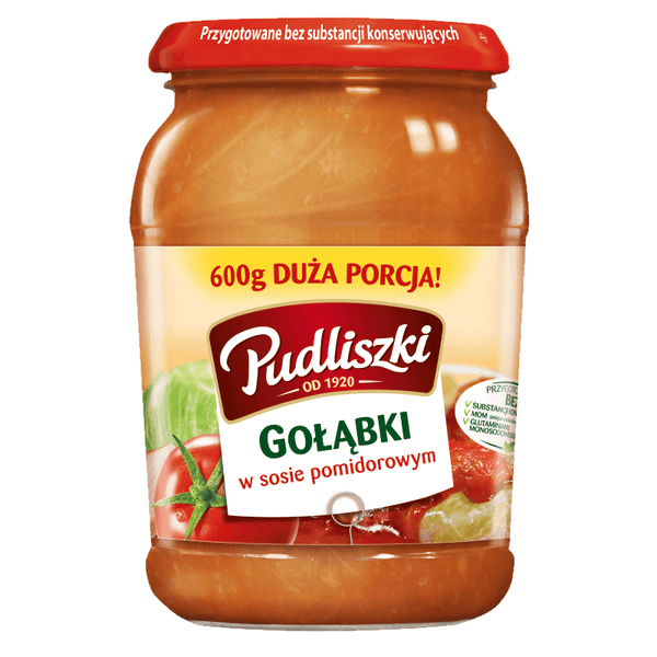 Grocemania Grocery Delivery London| Pudliszki Gołąbki