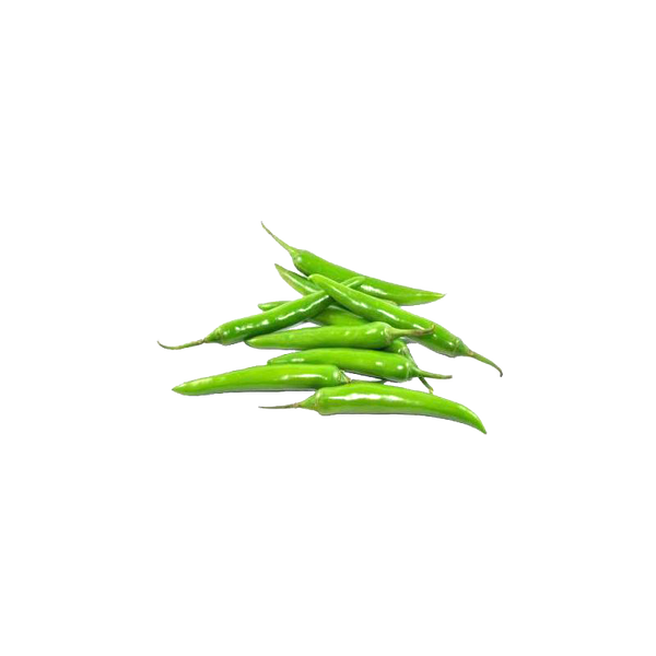 Grocery Delivery London - Green Chilli 100g same day delivery