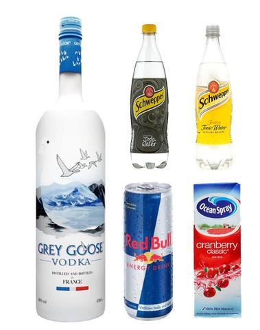 Grocemania Grocery Delivery London| Grey Goose Party Pack