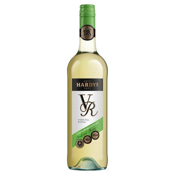 Grocery Delivery London - Hardys Chardonnay 750ml same day delivery
