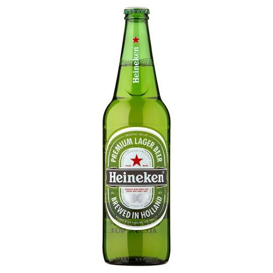 Grocemania | Heineken Lager 650ml | Online Grocery Delivery
