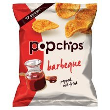 Grocery Delivery London - Popchips Barbecue 85g same day delivery
