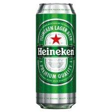 Grocemania Grocery Delivery London| Heineken Beer 500ml