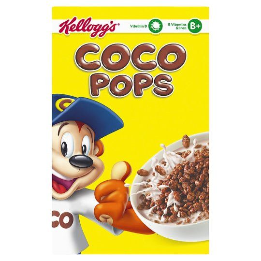 Grocemania Grocery Delivery London| Kellogg's Coco Pops 450g