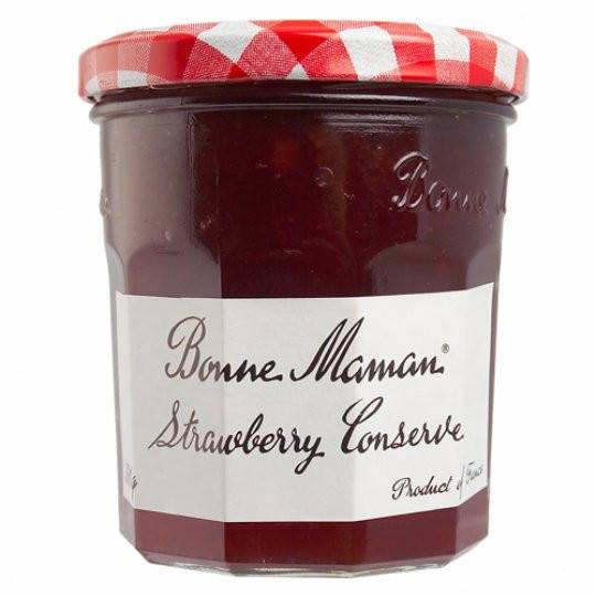 Grocemania Grocery Delivery London| Bonne Maman Strawberry Conserve 370g