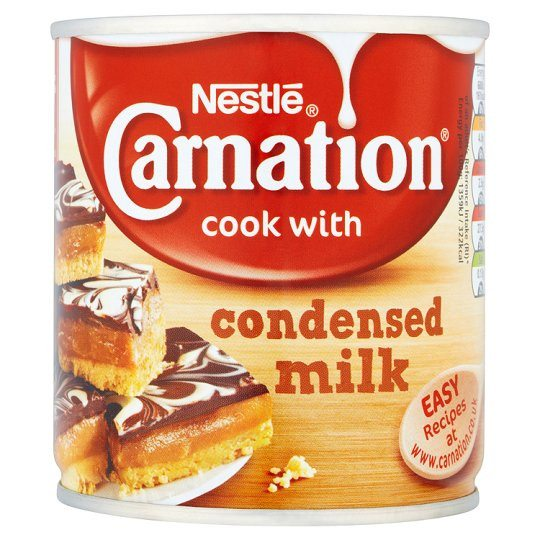 Grocemania Grocery Delivery London| Nestle Carnation Sweetened Condensed Milk 397g