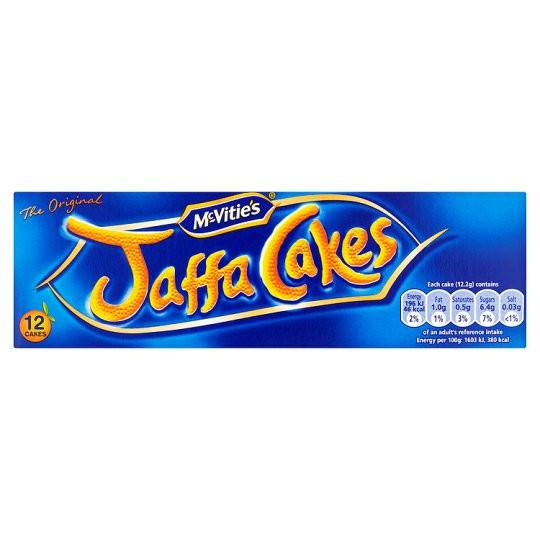Grocemania Grocery Delivery London| McVitie's Jaffa Cakes 150g