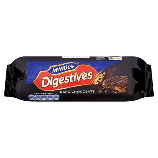 Mcvities Dark Chocolate Digestives 300g - Grocemania