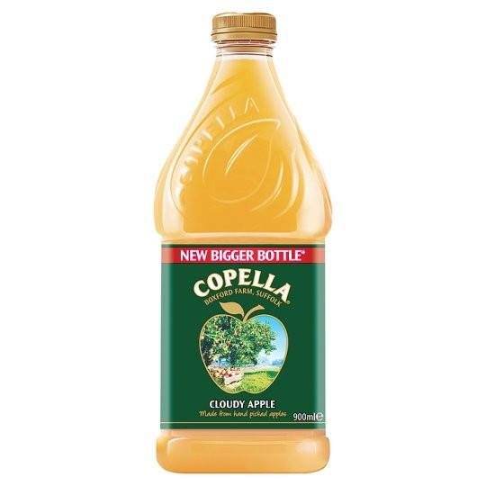 Grocemania Grocery Delivery London| Copella apple juice 900ml