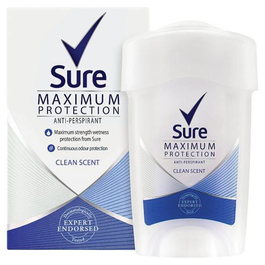 Grocemania Grocery Delivery London| Sure Woman Pax Protection 45ml