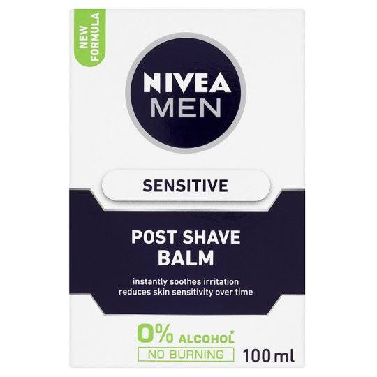 Grocemania Grocery Delivery London| Nivea For Men Extra Soothing Shave Balm 100ml
