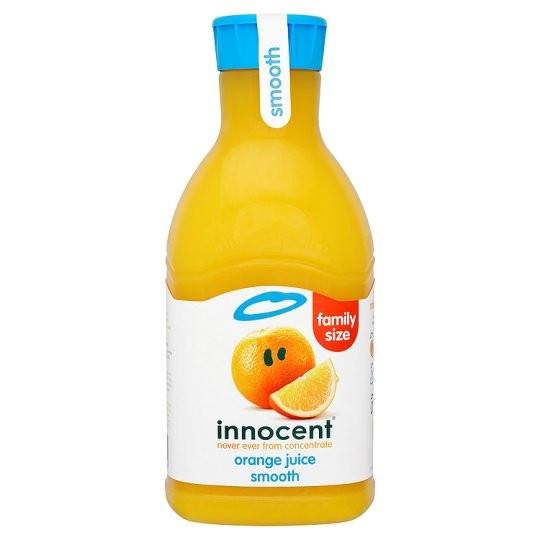 Grocery Delivery London - Innocent Orange Juice 1.35L same day delivery
