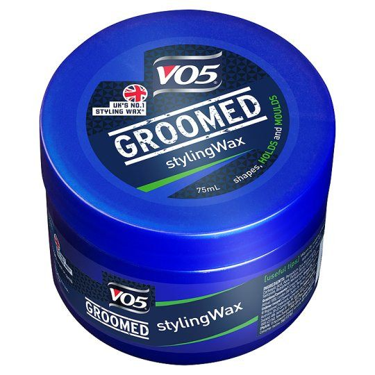 Grocemania Grocery Delivery London| Vo5 Styling Wax 75ml