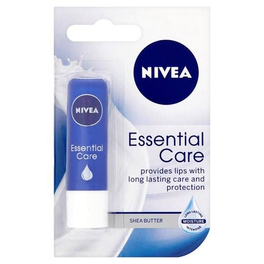 Grocemania Grocery Delivery London| Nivea Lip Care Essential 4.8g