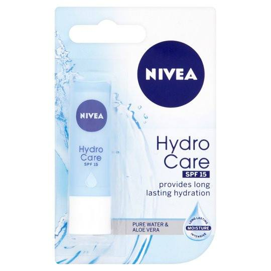Nivea Lip Hydro Care 4.8g - Grocemania