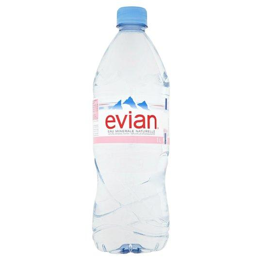 Grocery Delivery London - Evian Water 1L same day delivery